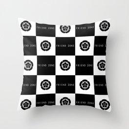 FRIEND ZONE Throw Pillow