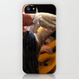 Flamenco, guitare, Séville iPhone Case