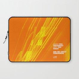 The Love Series 200 Orange Laptop Sleeve