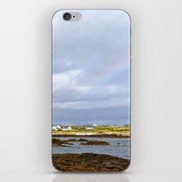 Connemara Coast #3 iPhone Skin