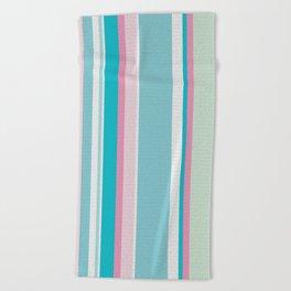 Earn Your Stripes Beach Towel