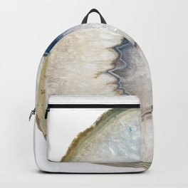 Marine Crater Agate Backpack