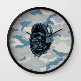 Gorilla with an Attitude Wall Clock