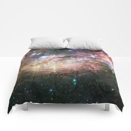 Stars and Galaxies Comforters