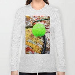 Tennis art 6 Long Sleeve T-shirt