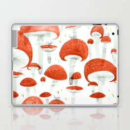 Mycelium Fruiting Bodies by Friztin © 2017 Laptop & iPad Skin