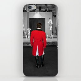The Ringmaster iPhone Skin