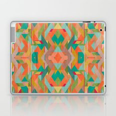 Aztek Pattern Laptop & iPad Skin