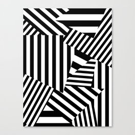 Razzle Dazzle I Canvas Print