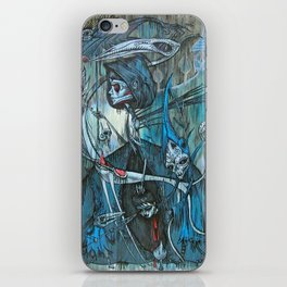exiled archangels iPhone Skin
