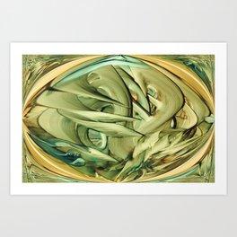 Cheiron Art Print