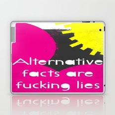 Alternative Lies are Fucking Lies Laptop & iPad Skin