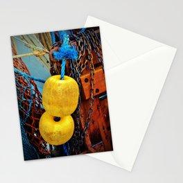 Yellow Buoys Stationery Cards