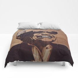 Ray Charles marquetry Comforters