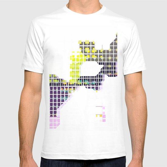 Map T-shirt