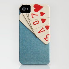 A Full House Slim Case iPhone (4, 4s)