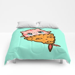 Tem-Purr-a Comforters