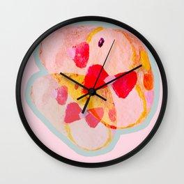 Twin Ducks Wall Clock
