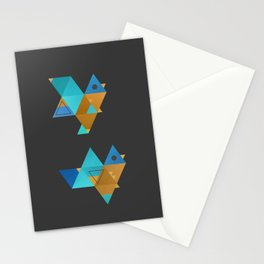 Migrating Bird Stationery Cards