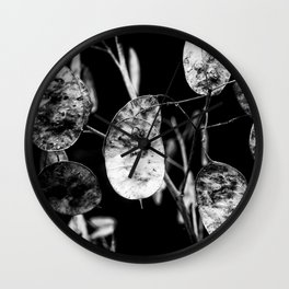 Honesty Wall Clock