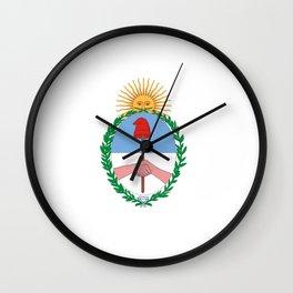 flag of Jujuy Wall Clock