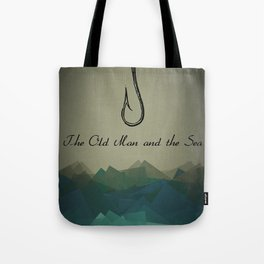 The Old Man and the Sea Tote Bag