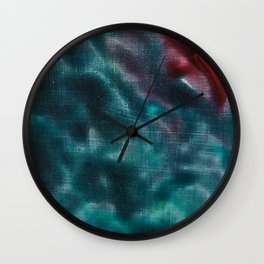 Mini Abstract 12 Wall Clock