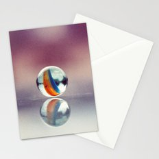 Taw marble Stationery Cards