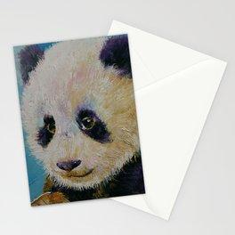 Panda Cub Stationery Cards
