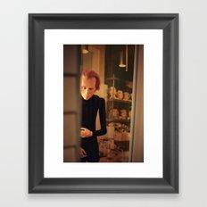 Thinner Framed Art Print