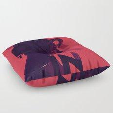 Under the skin - alternative movie poster Floor Pillow