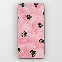 Lisianthus iPhone Skin