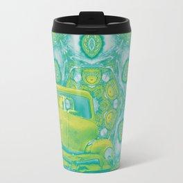 wreck in mandala Travel Mug