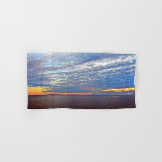 Northumberland Strait at Dusk Hand & Bath Towel