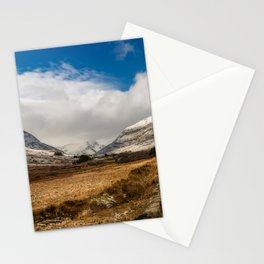 Mountain Highway Snowdonia Stationery Cards