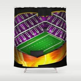 The Metropolitan Shower Curtain