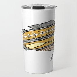 Snapper#1 Travel Mug