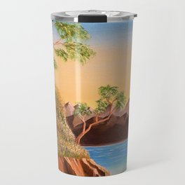 Arbutus Tree Travel Mug