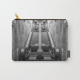twin-escalators Carry-All Pouch