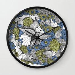 macrocosm 3 Wall Clock