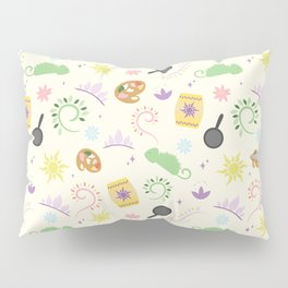 Rapuzel's Favorite things Pillow Sham