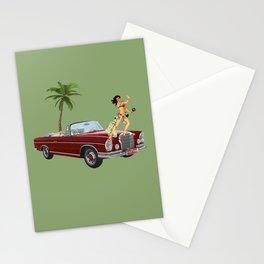 para mis abuelos Stationery Cards