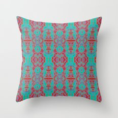 Glow Tapestry Throw Pillow