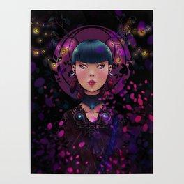 Eye Glow Poster