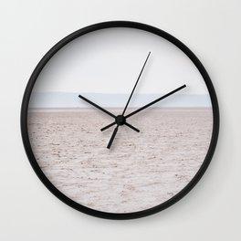 2 WHEELS Wall Clock