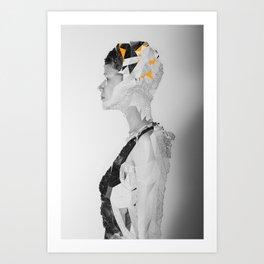 R_ Art Print