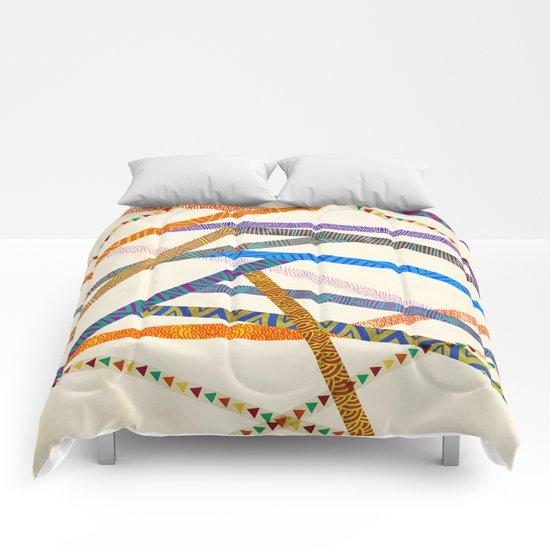Unparalleled Comforters