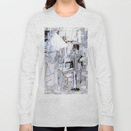 Distant Folding Long Sleeve T-shirt