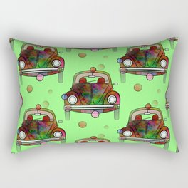 Take A Trip Rectangular Pillow