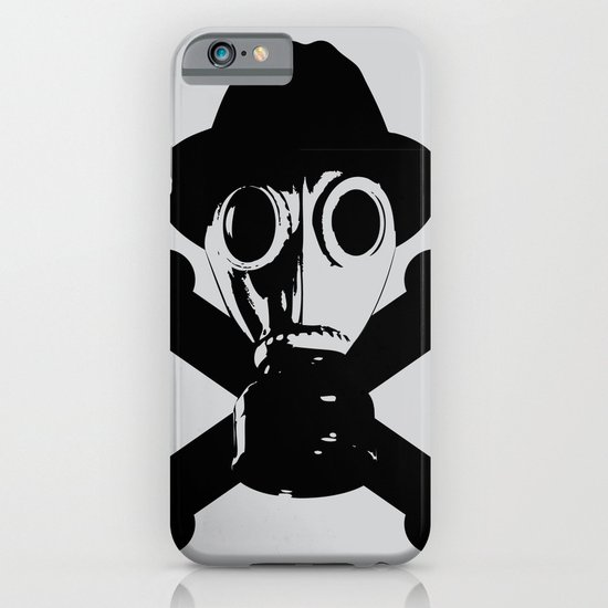 Man in the Mask iPhone & iPod Case